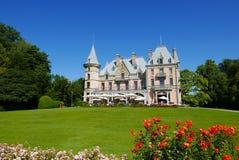 Château de Schadau Photographie stock