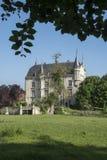 Château de Schaloen Photos libres de droits