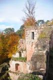 Château De Schoeneck Photographie stock libre de droits