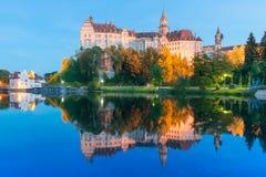 Château de Sigmaringen Image stock