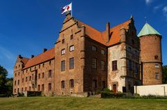 Château de Skarhult Photos libres de droits