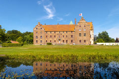 Château de Skarhult Images libres de droits