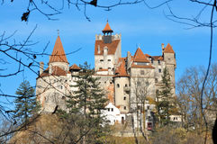 Château de son Photo libre de droits