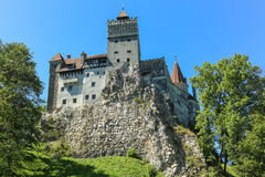 Château de son - château de Dracula s photo stock