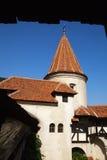 Château de son en Transylvanie Roumanie Photo libre de droits
