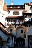 Château de son, maison de Dracula, Brasov, la Transylvanie images stock