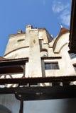 Château de son, maison de Dracula, Brasov, la Transylvanie photo stock