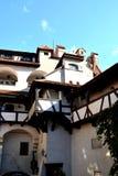 Château de son, maison de Dracula, Brasov, la Transylvanie image libre de droits