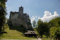 Château de son, Roumanie photos stock