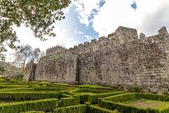 Château de Sotomayor - Galicie, Espagne Image stock