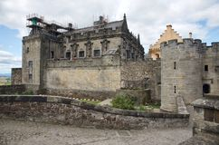 Château de Stirling Images stock