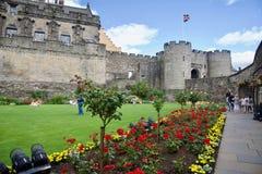 Château de Stirling Photos stock