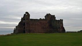 Château de Tantallon une forteresse du 14ème siècle en Ecosse Photo stock