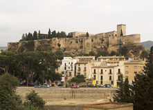 Château de Templar photos libres de droits