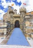 Château de Templar Images libres de droits
