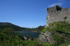 Château de Tioram Images libres de droits
