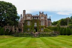 Château de Tjoloholm dans l'été Suède Photos stock