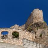 Château de Tortosa Photographie stock libre de droits