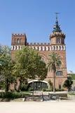 Château de trois dragons Image libre de droits