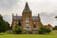 Château de Trollenas Photos stock