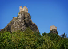 Château de Trosky Image stock