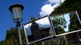Château de Vaduz Photos libres de droits
