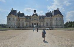 Château de Vaux-le-Vicomte Image stock
