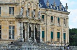 Château de Vaux-le-Vicomte Photos libres de droits