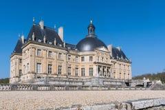 Château de Vaux le Vicomte Photos libres de droits