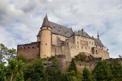 Château de Vianden photo stock