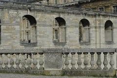Château de Vincennes perto de Paris, França. foto de stock