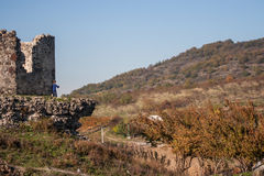 Château de Vinogradov Images libres de droits