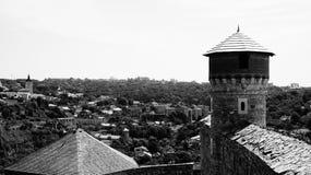 Château de vintage Images libres de droits