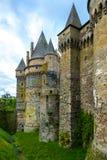 Château de Vitré, Vitre, France Stock Image