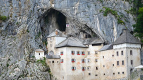 Château de voleur image stock