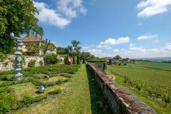Château de Vullierens, Vullierens, Suisse photos stock