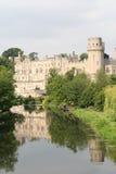 Château de Warwick. Photographie stock