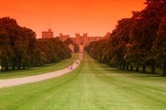 Château de Windsor Photo stock