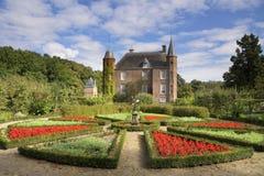 Château de Zuylen près d'Utrecht photos stock