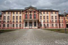 Château di Bruchsal Fotografia Stock