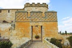 Château du bon amour à Topas, Salamanque, España Photographie stock