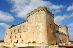 Château du bon amour à Topas, Salamanque, España Photo libre de droits