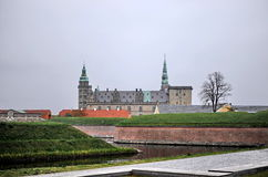 Château du Danemark Kronborg Photo libre de droits