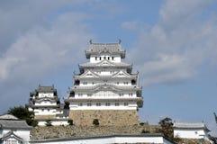 Château 2 du Japon Himeji Images libres de droits