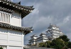 Château 3 du Japon Himeji Images libres de droits