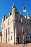château du le Loiret de bellegarde Image libre de droits