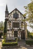 Château du Lichtenstein - bâtiment auxiliaire photo stock