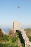 Château du nord de la Chypre images stock