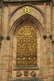 Château du ` s de Prague, image stock