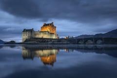 château Ecosse eilean donan photographie stock